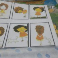 לוטו עם ציורים מהספר איפה מתחבא הצחוק, מעון פעמונים כפר הראה