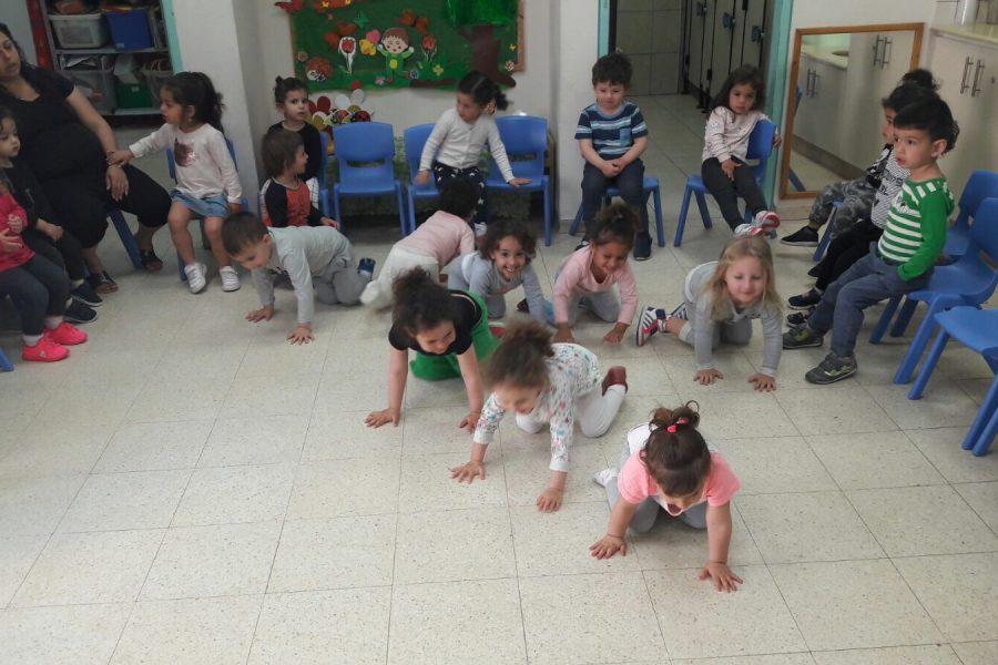 במעון ויצו בירנית הילדים נהנו מהספר ככה גם אני יכולה