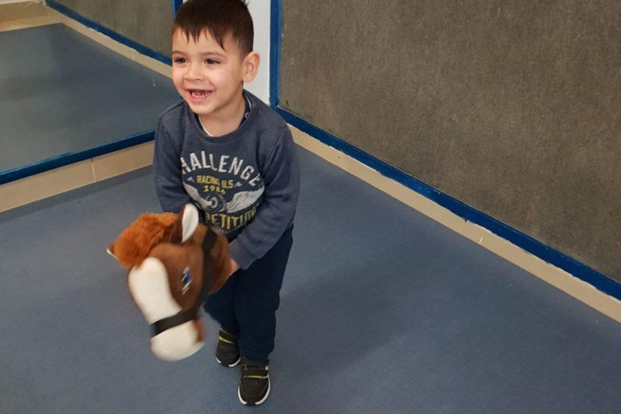 רוץ בן סוסי! מעון פרידה רמלה