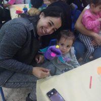 סדנת הורים וילדים במעון אמונה חדרה
